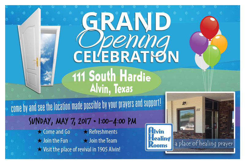 Grand Opening Celebration
